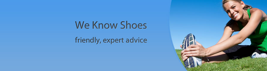 we know shoes